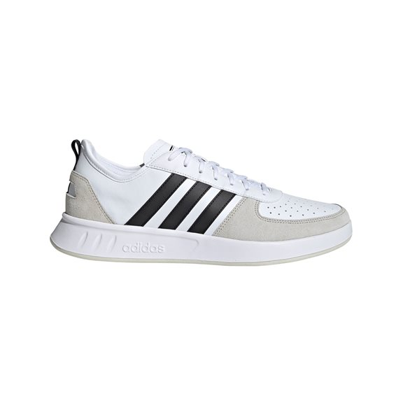 Adidas COURT 80S WHITE/BLACK