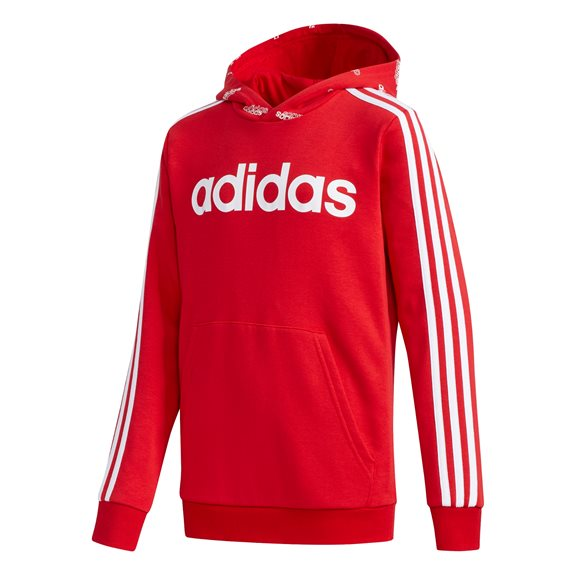 Adidas YB FAV JR HOOD RED