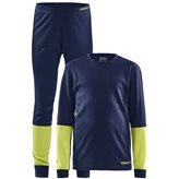 Craft BASELAYER JR SET BLAZE/ACI