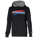 Champion LEGACY JR HOOD BLACK