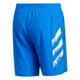 "Adidas RUN IT SHORT 7"" BLUE"