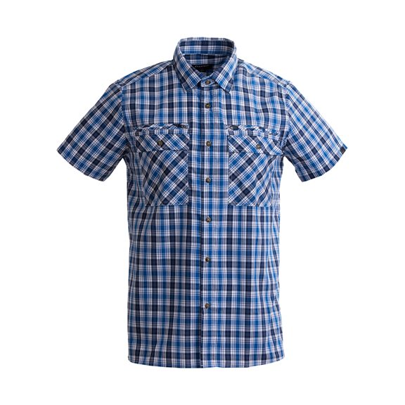 Tuxer ARIZONA SHIRT COBOLT BLUE